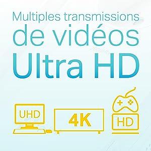 streaming HD