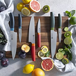 ZWILLING Now S Chef Knife and Paring Knife