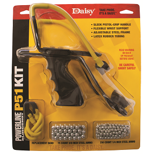 8151 P51 Kit slingshot