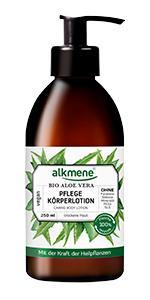 Alkmene Pflege Körperlotion Bio Aloe Vera