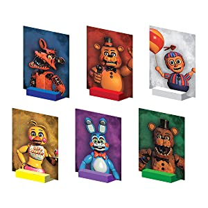 USAOPOLY Clue Five Nights at Freddy's Board Game | Based on Five Nights at  Freddy's Video Game | Officially Licensed Five Nights at Freddy's