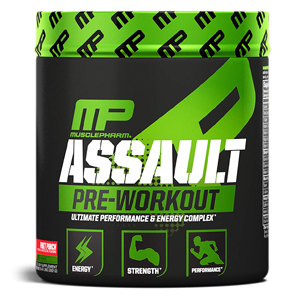 assault pre workout