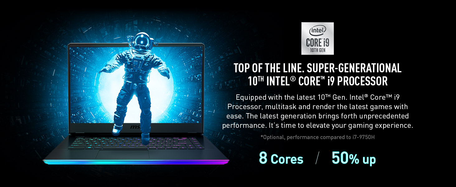intel core i9 10th gen processor