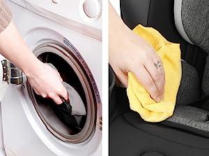 Machine Washable Car Seat Pad