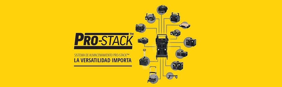 tstak stanley, sistema de almacenamiento
