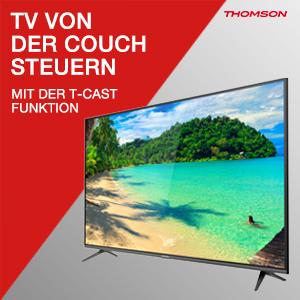 Thomson 32FD5526 80 cm (32 Zoll) Fernseher (Full HD, Smart