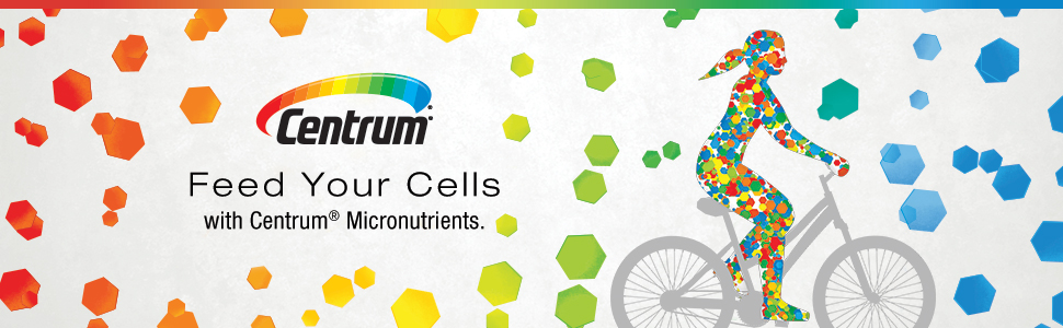 centrum micronutrients feed your cells vitamin