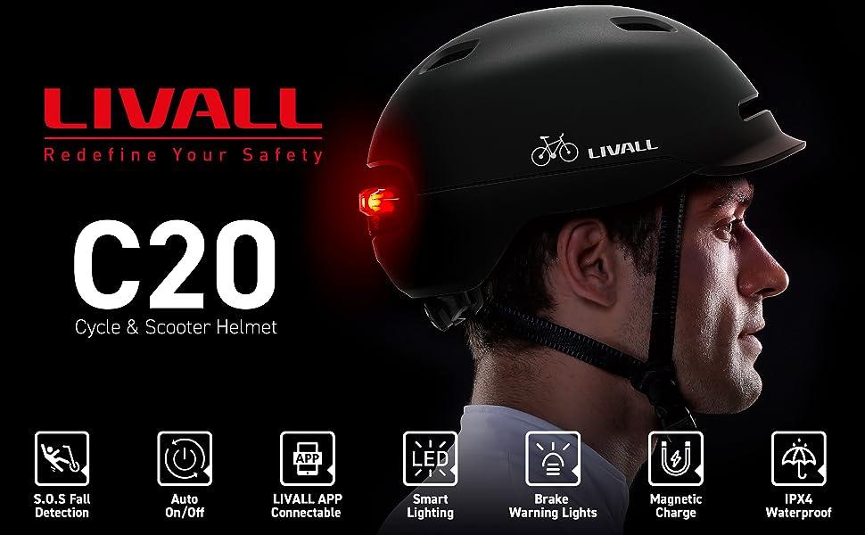 LIVALL C20 Helmet