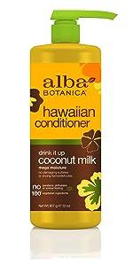 Hawaiian Drink-It-Up Coconut Milk Conditioner