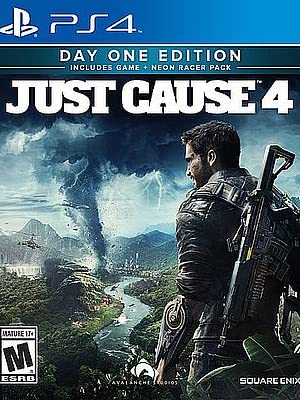 Just Cause 4 Day One PS4