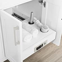 60 inches double sink vanity