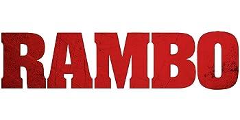 Rambo Schriftzug