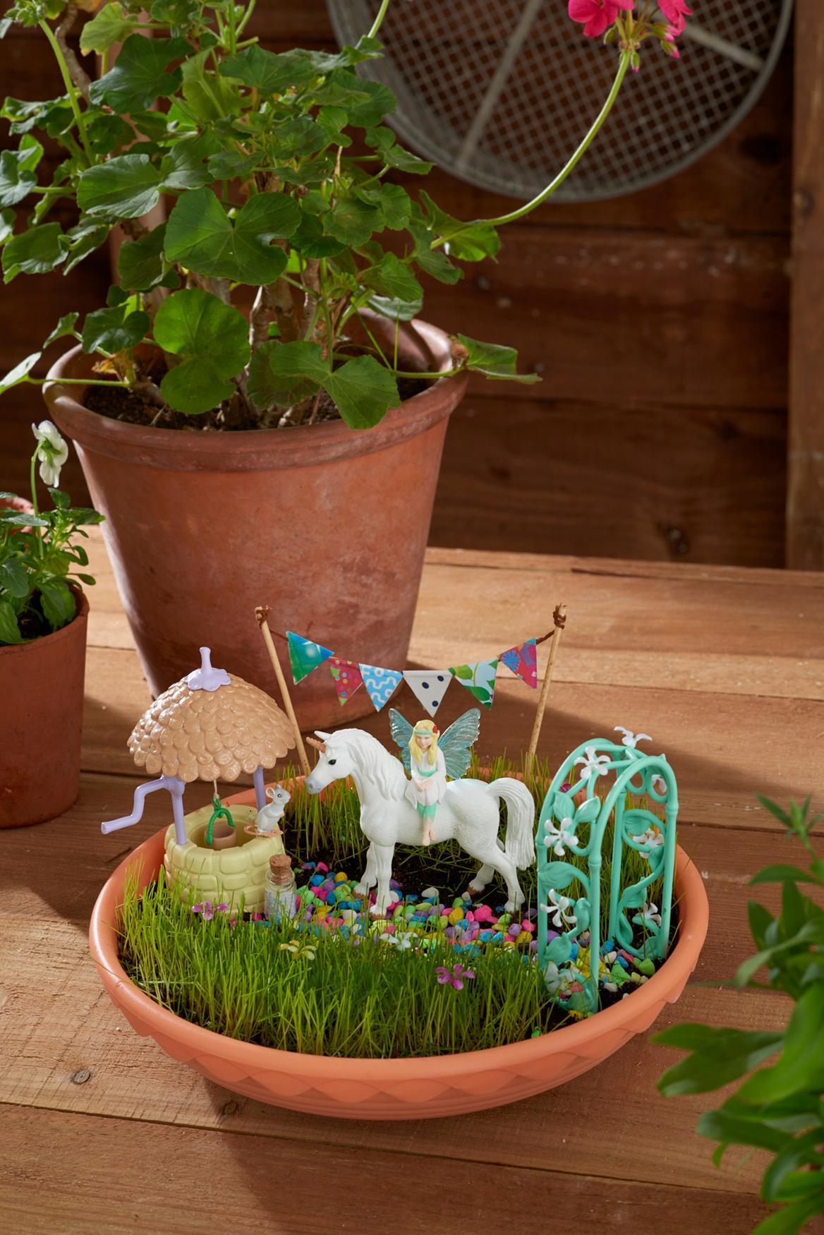 My Fairy Garden Unicorn Garden: Interplay: Amazon.co.uk