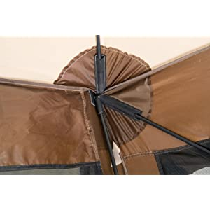 screen, shelter, canopy, tent