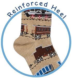 Jefferies Socks, boys, kids, durable, fun, crew, socks