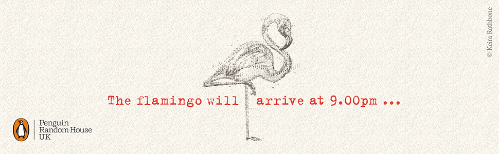 The flamingo will arrive at 9.00pm image