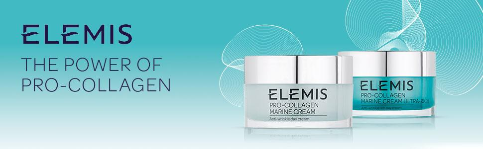 ELEMIS PRO-COLLAGEN Marine Cream Family Banner