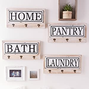 art shelves board bedroom sign holder accessories farmhouse living christmas box decorative candle