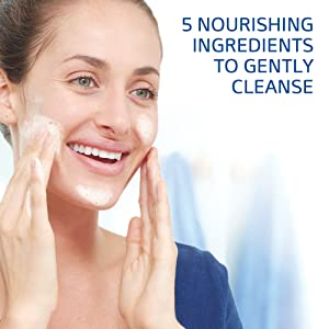 5 NOURISHING INGREDIENTS TO GENTLY CLEANSE