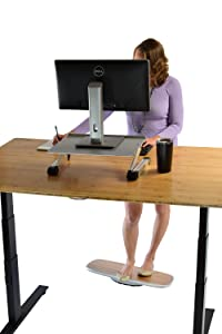 BASE+ quality ergonomic balance stability training board for home office rehab fitness fluidstance