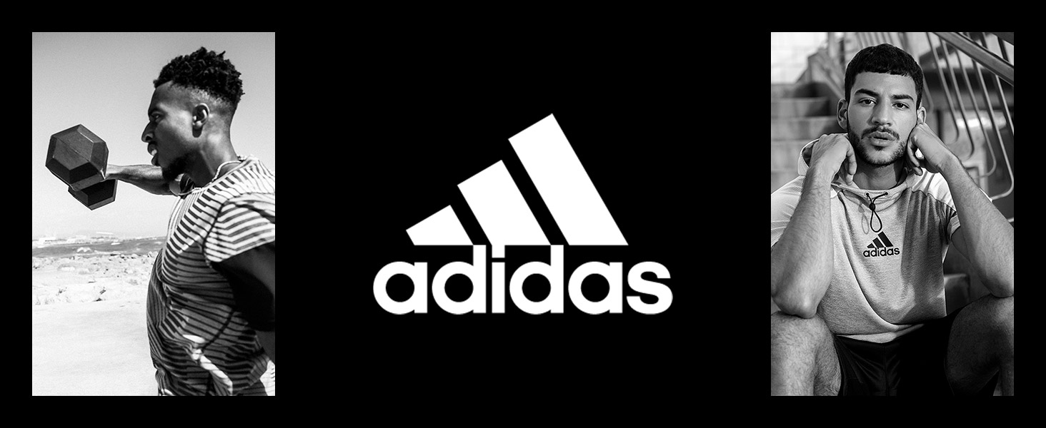 Generic Men's adidas product on model