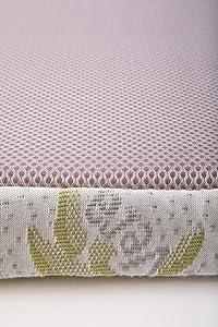 Convierte un colchón firme en confortable, envuelve sin hundir