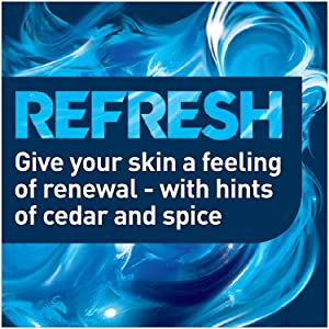 Suave - Gives your skin a feeling of renewal