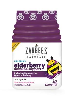 zarbees, elderberry, immune support, elderberry support, immunity,
