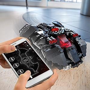 LEGO DC Comics Super Heroes App-Controlled Batmobile