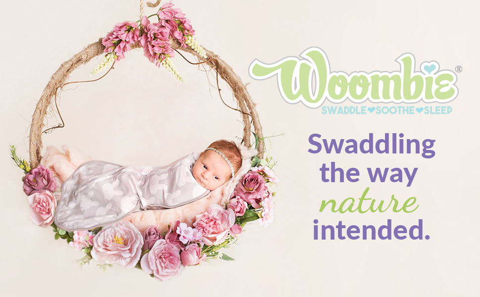 woombie swaddle soothe sleep swaddling the way nature intended