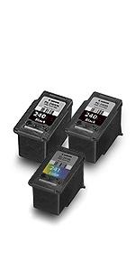 CL-241, PG-240, Canon, Ink, Printer Cartridge, Ink Cartridge, Colour, XL, Triple Pack