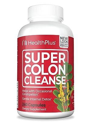 dezintoxicare super colon