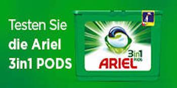 Przetestuj PODS Ariel 3 w 1.