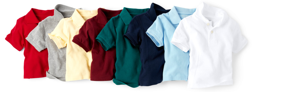 Pique polo, pique polo, chino shorts, long-sleeve oxford, cardigan sweater, dresses & jumpers