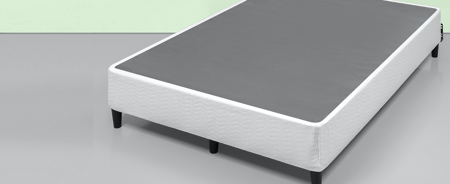 boxspring with legs