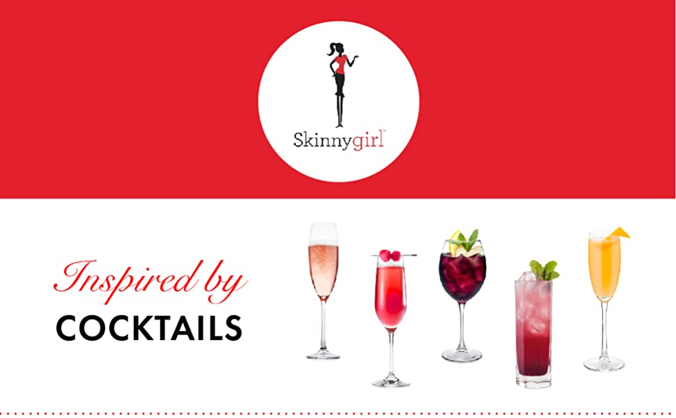 Skinnygirl Inspired By Cocktails Logo Banner