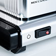 Moccamaster power Switch