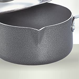 Prestige Sauce Pan with Lid