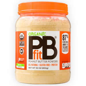 PBfit organic peanut butter  powder vegan protein natural