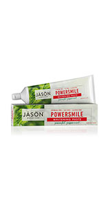Jason Powerful Peppermint Powersmile Toothpaste