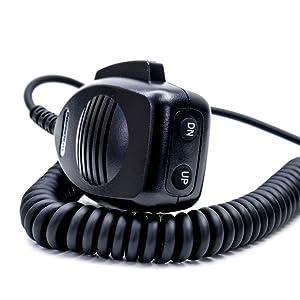 Teclas arriba / abajo en el micrófono