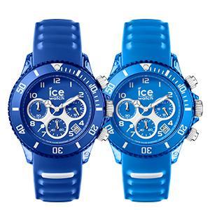 Ice-Watch - ICE aqua Skydiver - Montre bleue pour homme