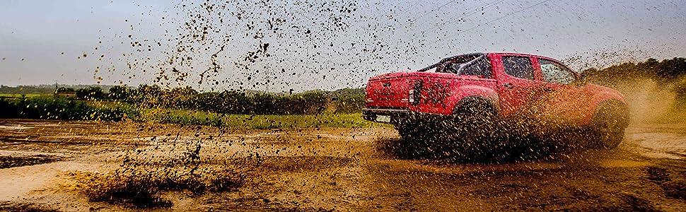 Weatherproof Truck Cover