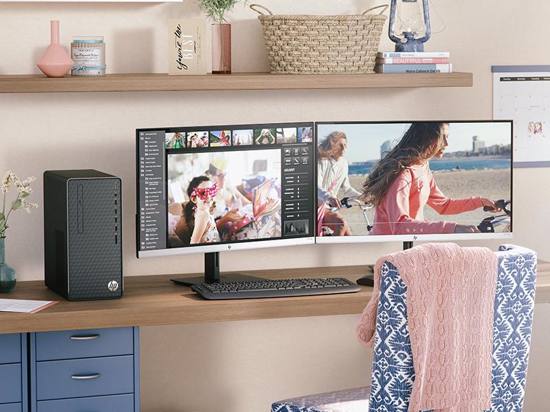 HP M01 Desktop PC