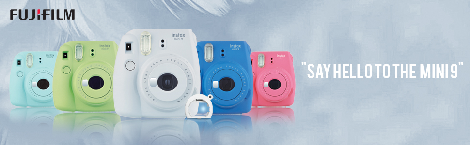 Instax mini9 instant camera