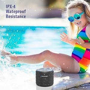 IPX4 Waterproof Speaker