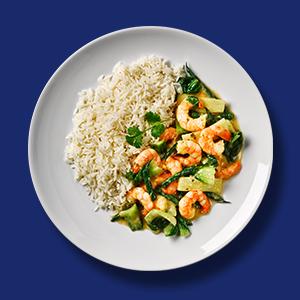 Thai Curry, Recipe, Rice, Quick Meals, Convenient