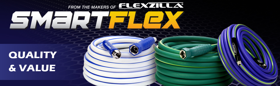 smartflex air hose from the makers of flexzilla quality and value