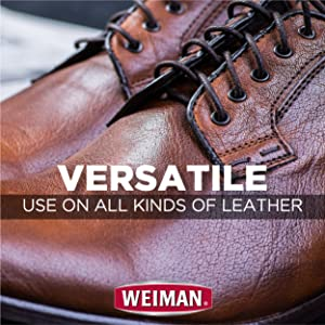 Versatile Use on All Kinds of Finished Leather