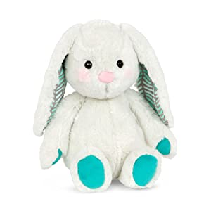 stuffed animal toy, plush toy, plush bunny, classic toy, soft, high-quality, cuddly, huggable